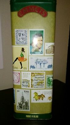 EMMETS Creme Liqueur Stamps of Ireland Tin LIMITED EDITION