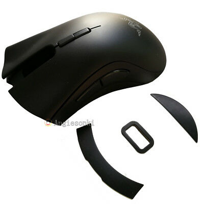 Top Shell/Cover/outer case for Razer DeathAdder Elite Gaming mouse +1set feet
