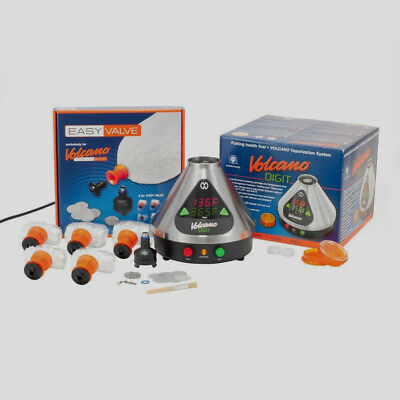 US Sending Volcano Digital Humidifier with Easy Valve Starter Set 110V