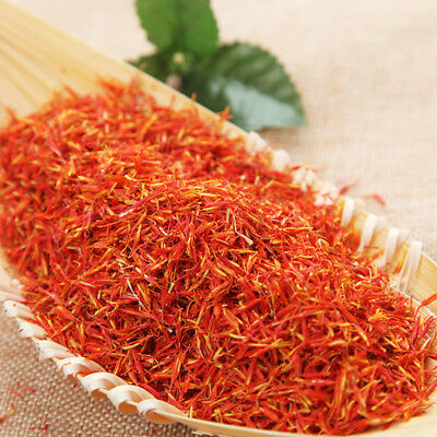 50g~500g Saffron Flower Tea Safflower Puer Spice Kasuba Herbal Tea Crocus Stigma