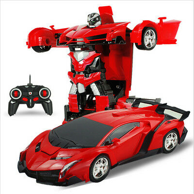 1:18 Transformers Wireless Remote Control Car Kids toy Electric Racing car Toy E