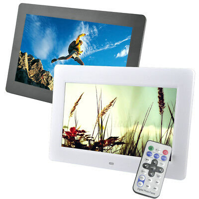 10.1'' HD 1024X600 LED Digital Photo Frame Electronic Album Music Remote Control