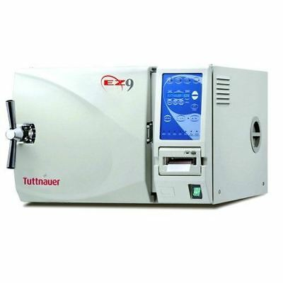 Tuttnauer EZ9P Fully Automatic Autoclave with Printer