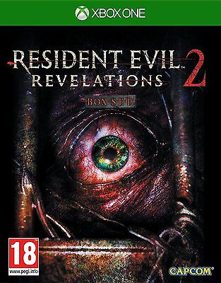 Resident Evil Revelations 2 | Xbox One New (1)