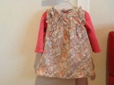 baby girls dress and top 6-9 months