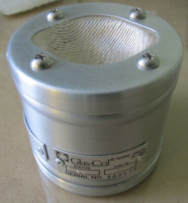 NEW - Glas-Col 102B Aluminum Housed Heating Mantle
