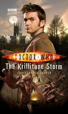 Doctor Who: The Krillitane Storm - Christopher Cooper - Good - Hardcover