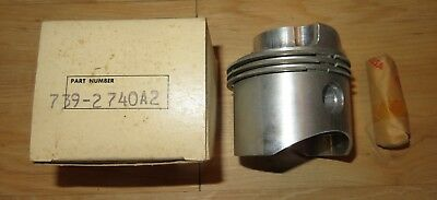 MERCURY MARINER OUTBOARD 1987-1993 70-90 HP PISTON ASSEMBLY 777-9009T13
