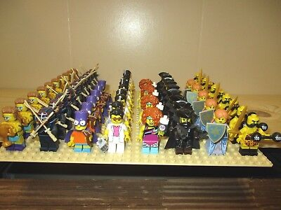 LEGO MINIFIGURES - 71011 - Series 15 - 2016 - 8 to choose from - You Pick any 4