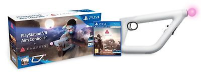 Farpoint & Sony PlayStation 4 PS4 VR Aim Controller Bundle PSVR Game Brand New
