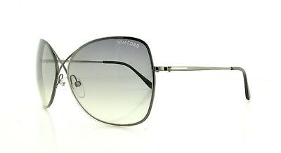 Tom Ford Women's Gradient Colette FT0250-08C 63MM Grey Butterfly Sunglasses