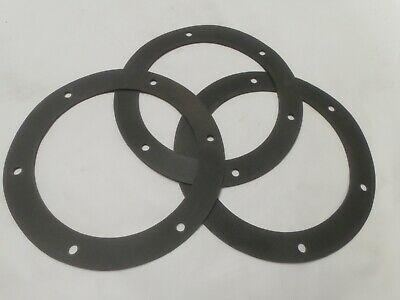 ALFA LAVAL PD4349-211 WATER TREATMENT CENTRIFUGE INSPECTION GASKET - LOT of 3PCS
