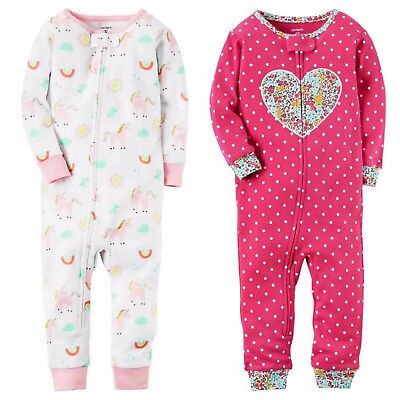 629aed2d5 CARTERS 4-PIECE GIRLS  Snug Fit Pajamas Set -  Best Friends Forever ...