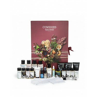 Cowshed Beauty Skincare Deluxe Advent Calendar 2017