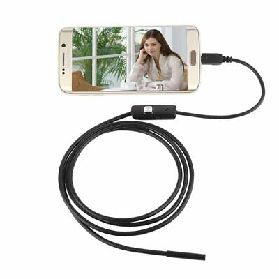 3.5m 8mm Android OTG 2MP Endoscope Waterproof LED Inspection Tube Video Camera