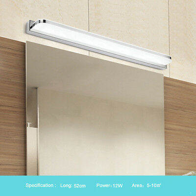 12W Modern LED Vanity Light Bathroom Wall Light Mirror Light Picture Front Lamp