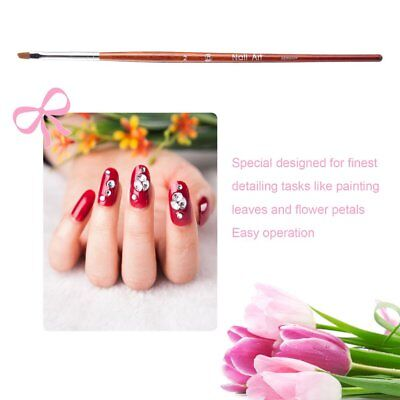 Nails Supreme Professional Nail Art With 6 Brushes Microtip Pens