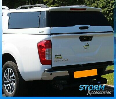 Nissan Navara Np300 Double Cab 2015 On Ridgeback Platinum Hardtop Yellow - Eau