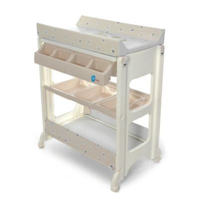 FIRST BABY SAFETY Table a Langer Baignoire Motifs Petits Amis