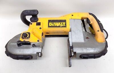 "DeWalt D28770 4 3/4"" Corded Deep Cut Variable Speed Band Saw Power Tool 120V 6A"