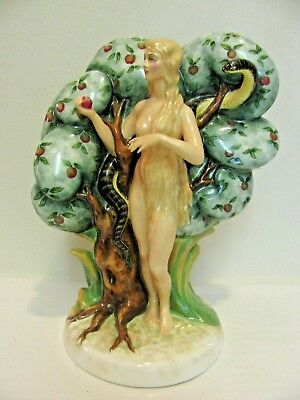 Very Rare Royal Doulton Figure of Eve, HN 2466, Superb Condition