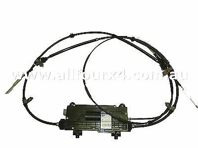 Handbrake Cable Actuator Assembly Land Rover Discovery 3 Range Rover Sport Genui