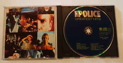 The Police- Greatest Hits von The Police (1992)