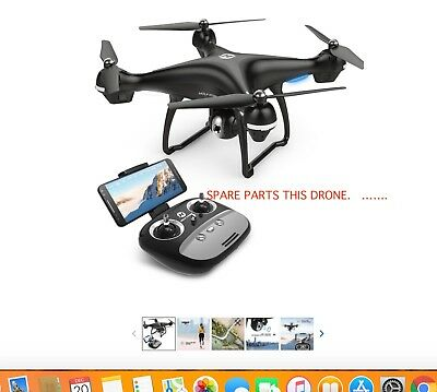 REPLACE PARTS FOR  Holy Stone HS100 FPV RC Drone