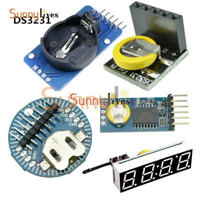 3.3V 5V RTC I2C DS3231/DS3231SN Real Time Clock Module for Arduino Raspberry Pi