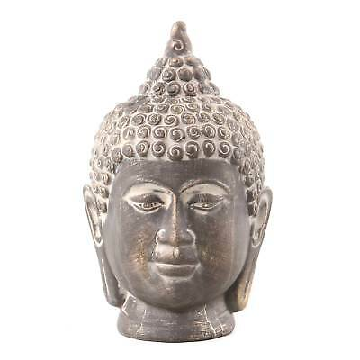 buddha deko figur ethno esotherik statue zen gl cksbringer feng shui thai kopf eur 6 95. Black Bedroom Furniture Sets. Home Design Ideas