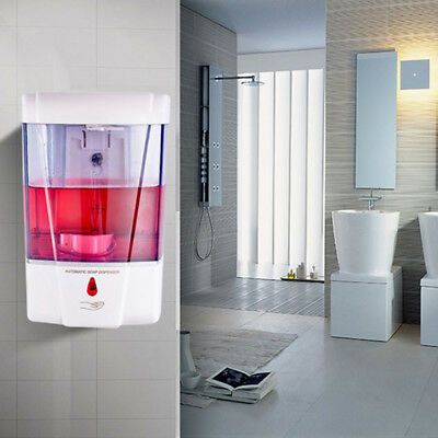 Wall Mounted Automatic IR Sensor/Stainless Steel Pump Shower Soap Dispenser ZXV3