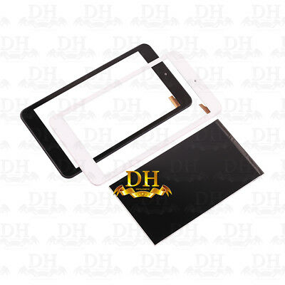 For Acer Iconia One 7 B1-780 7.0 Full LCD Display + Touch Screen Digitizer Frame