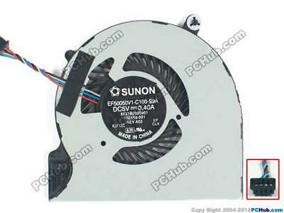 ACS COMPATIBLE with ASUS CPU Fan VIVOBOOK PRO N705U X705UQ Replacement