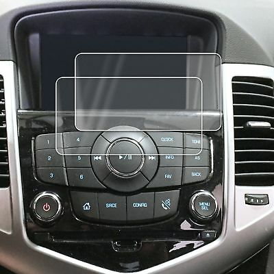 2) 2013-2018 Chevy Cruze 2pc Anti Scratch Touch Screen Savers Protector Clear