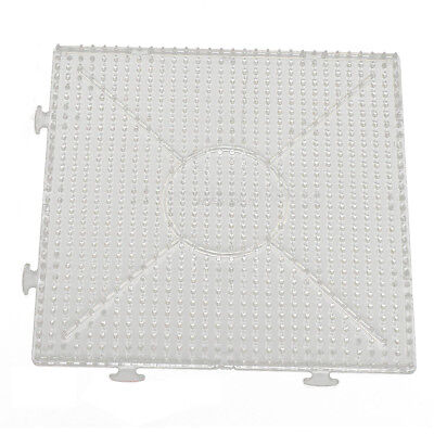 4x ABCear 145x145mm Square Large Pegboards Board for Hama Fuse Perler Bead V3R5