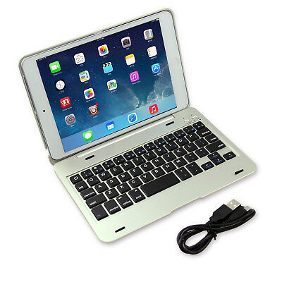 f46bd8d059d Ultra Thin Wireless Bluetooth 4.0 Keyboard Case Cover For ipad mini3/2/1