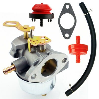 Carburetor Tecumseh 632334A 632334 Carb HM70 HM80 7HP 8HP 9HP Engine Snow Blower