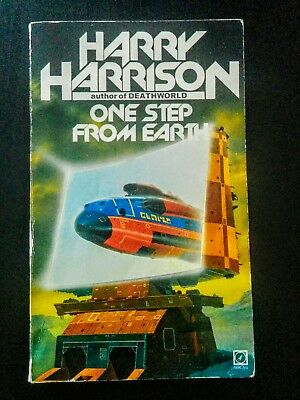 One Step from Earth by Harry Harrison (Science Fiction Short Stories)
