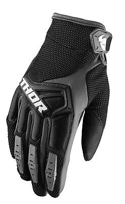 THOR MX Motocross Men's 2018 SPECTRUM Gloves (Black) Choose Size
