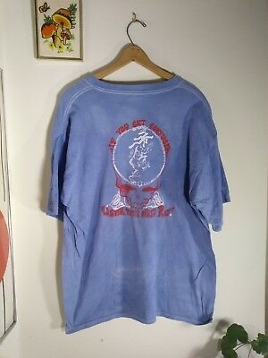 vintage grateful dead t shirt large tye dye