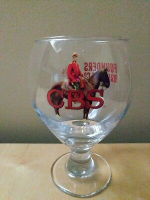 Founders CBS glass snifter 2017