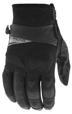 Fly Racing Snow Snowmobile Men's BOUNDARY Gloves (Black) Choose Size