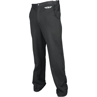 FLY RACING Mid Layer Bottoms/Pants (BLACK) Choose Size