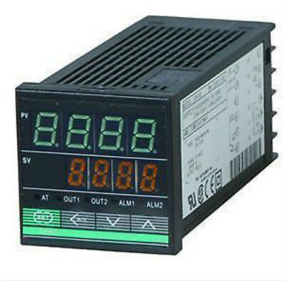 Digital PID Temperature Controller Control CH102 & K type Thermocouple