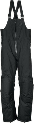 Arctiva Snow Snowmobile Mens 2018 PIVOT Insulated Bibs/Pants (Black) Choose Size