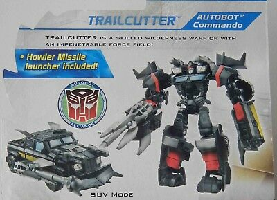 Transformers Prime TRAILCUTTER Commander Class Beast Hunters HASBRO Figure NEW