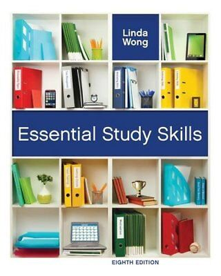 Essential Study Skills (Textbook-specific CSFI) New Paperback Book Linda Wong