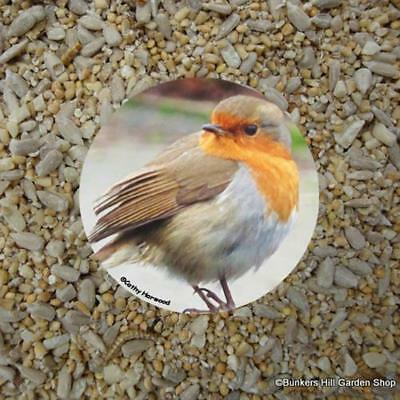 12.75kg bag 'Robin and Song Bird Mix' Quality Wild Bird Seed / Food.