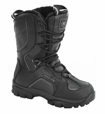 FLY RACING Snow Snowmobile MARKER Boots (Black) Choose Size