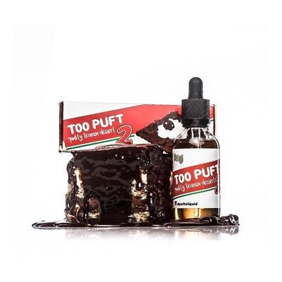 Liquido Americano per sigaretta elettronica Too Puft 2 50ml Mix and Vape  USA